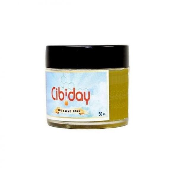 Cibiday CBD Pommade Or 30 Ml