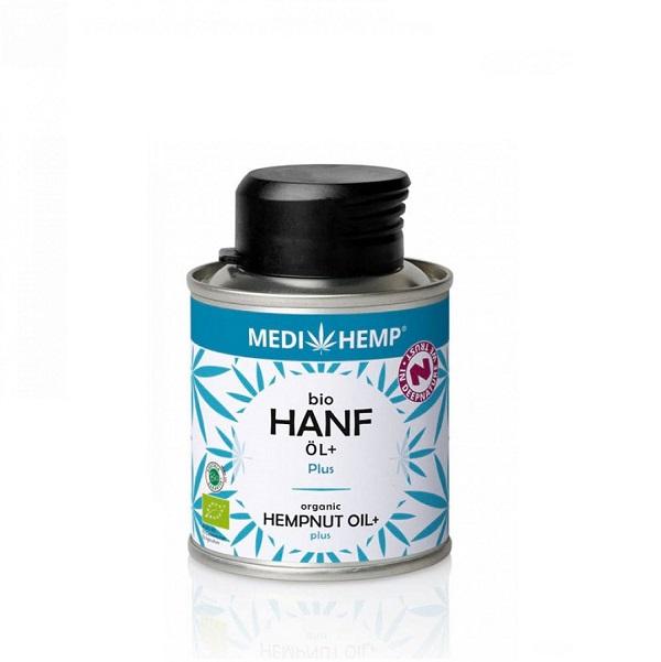 Medihemp Hennepzaadolie Plus – Met CBD – 240 Mg