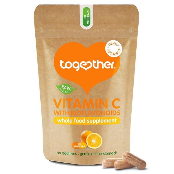 Together – Citrus Vitamin C – 30 Capsules