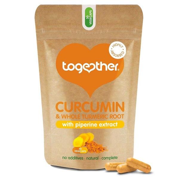 Together – Curcumin & Turmeric Complex – 30 Capsules