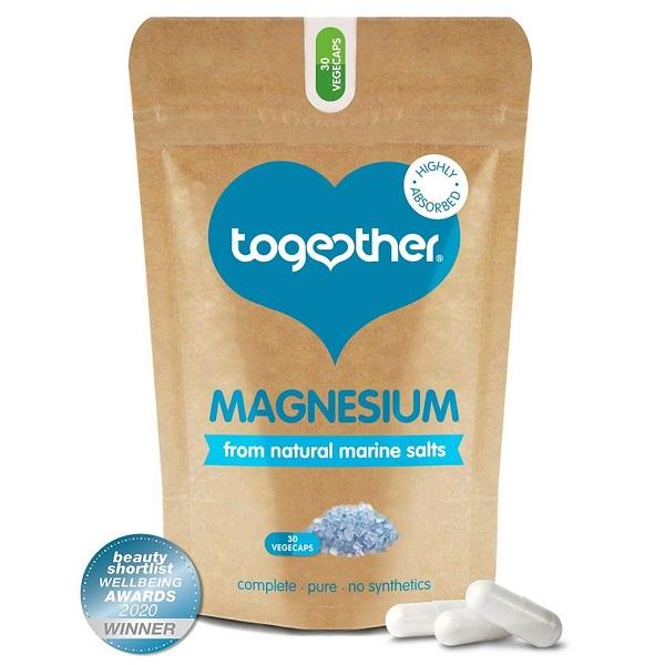 Together – Marine Magnesium – 30 Capsules