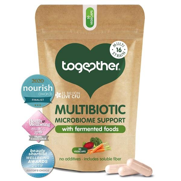 Together – Multibiotic Fermented Food – 30 Capules