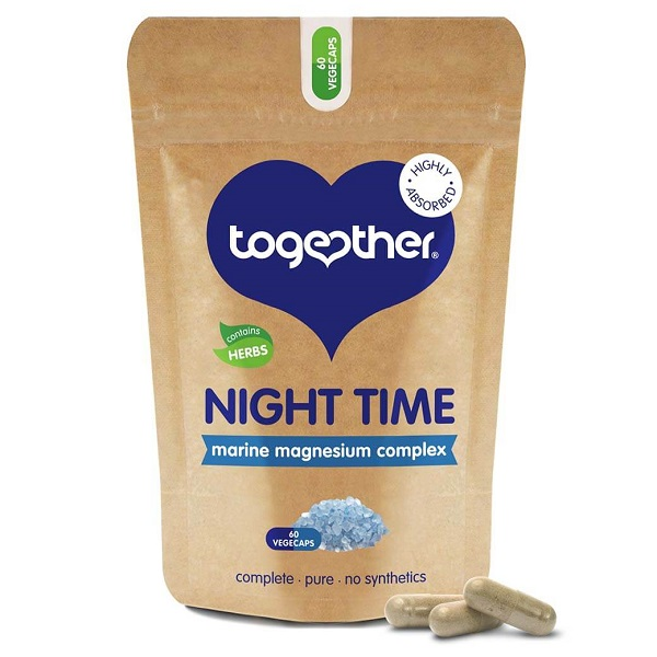 Together – Night Time Complex – 60 Capules