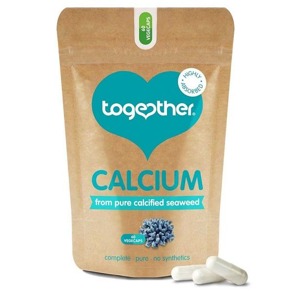 Together – Seaweed Calcium – 60 Capsules