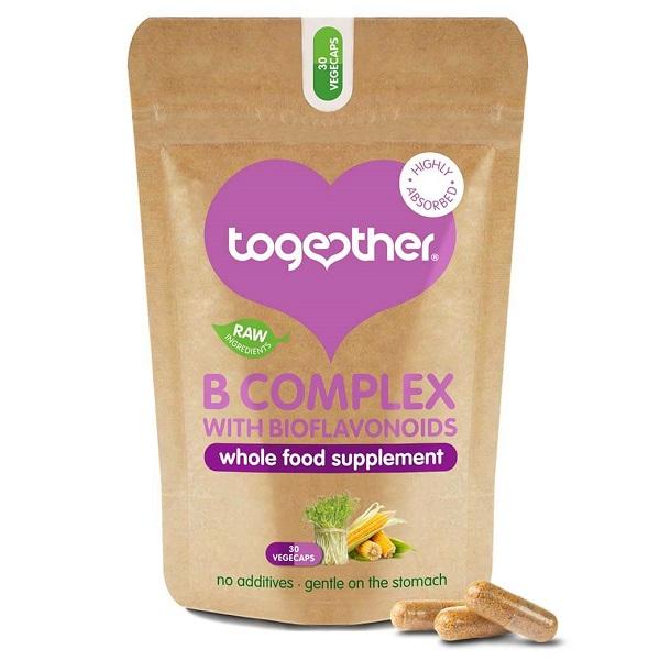 Together – Vitamine B-Complex – 30 Capsules