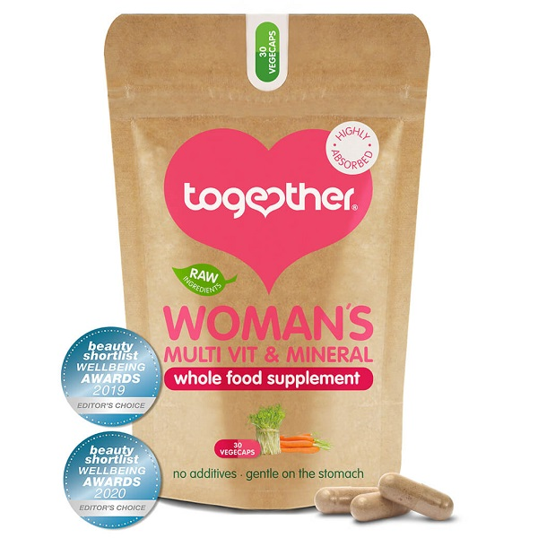 Together – Woman's Multi Vit – 30 Capsules