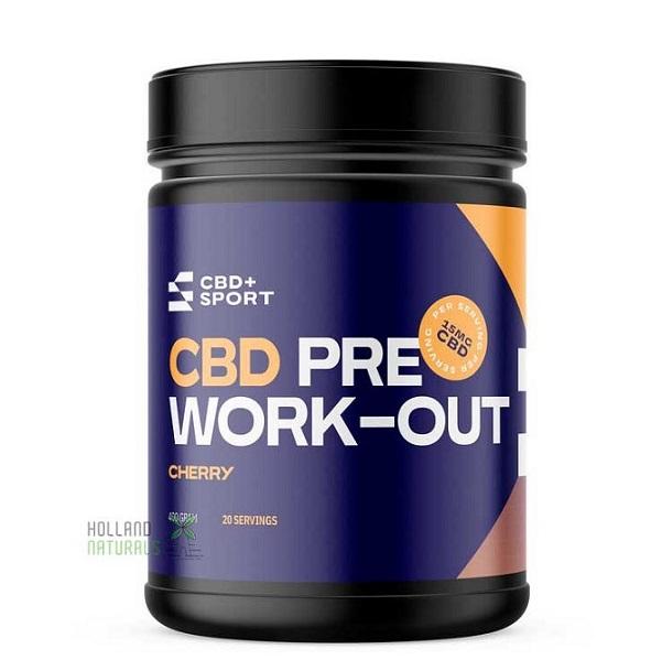 CBD Pre Workout