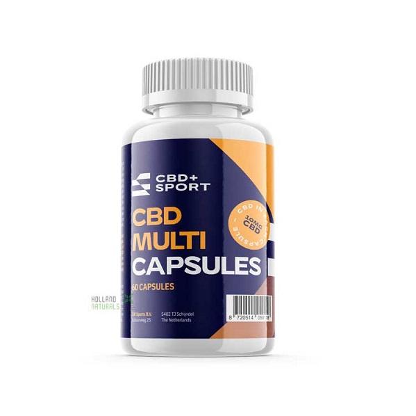 CBD Multi Vitamine Capsules