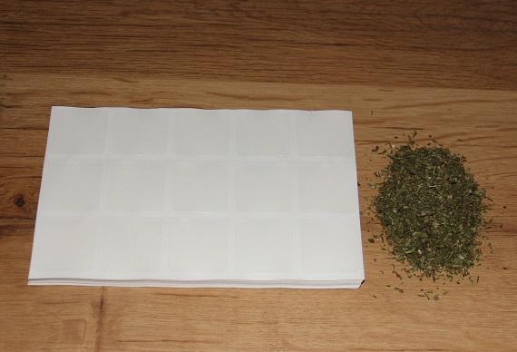 CBD pleisters 50 milligram mg