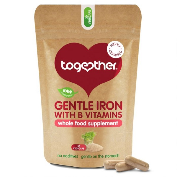 Together – Gentle Iron – 30 Capsules
