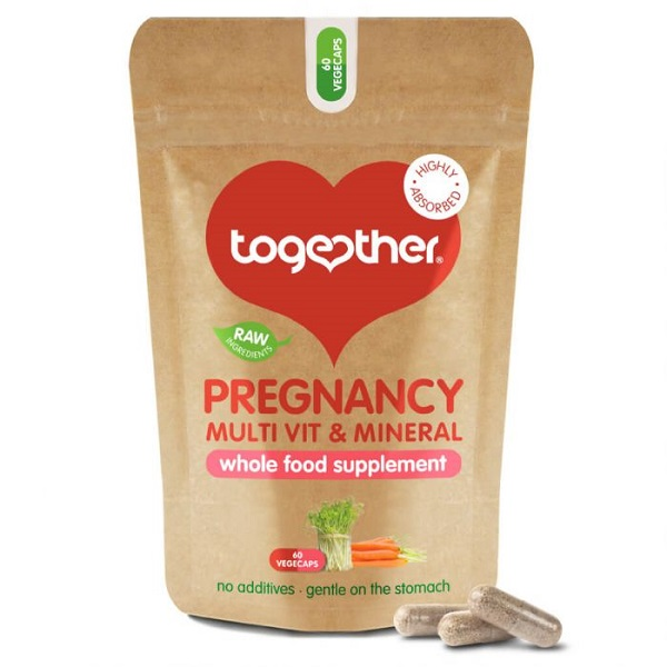 Together – Pregnancy Multi – 60 Capules