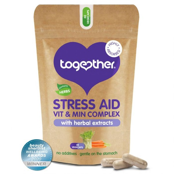 Together – Stress Aid – 30 Capsules