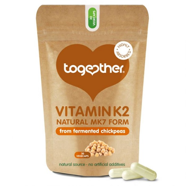 Together – Vitamin K2 – 30 Capsules