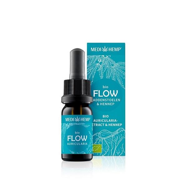 Medihemp (Flow) Auricularia Paddenstoelen Extract Bio – 10 Ml